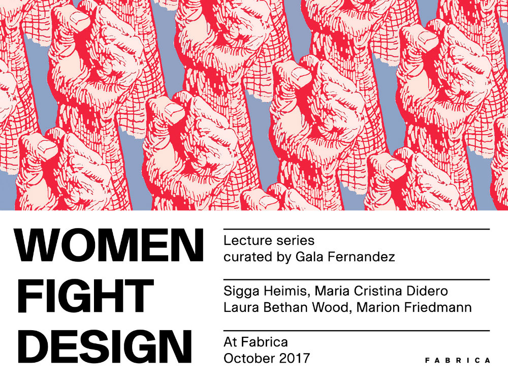 11 Women Fight Design